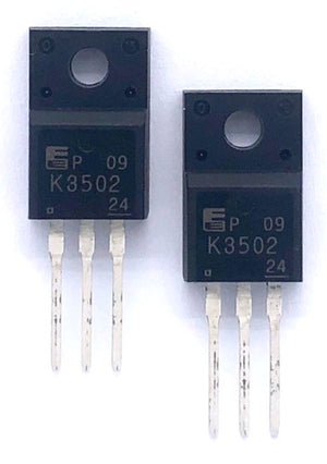 High Speed Power Switching Transistor 2SK3502-01MR TO220F Fuji Elect