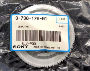 Video Cassette Player Gear Cam 373617601 Sony VCR
