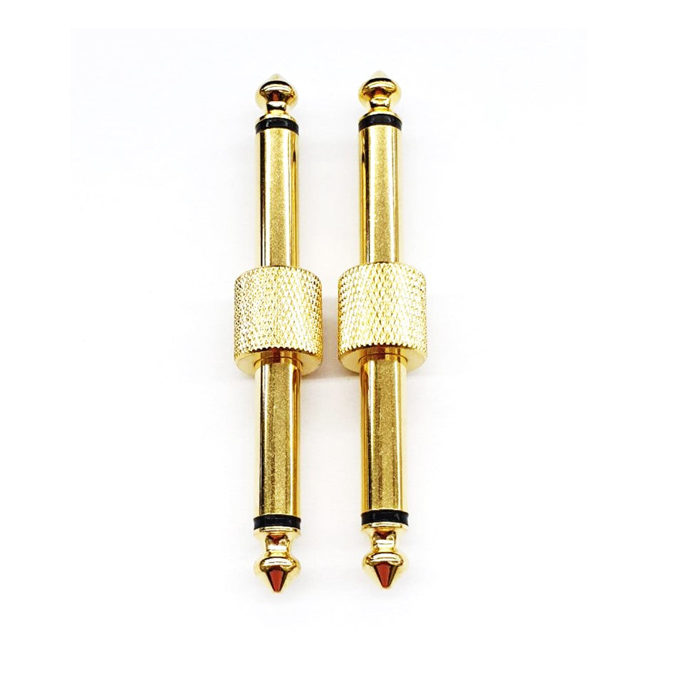 Connector 6.5mm Male to 6.5mm Male Jack Audio Adapter