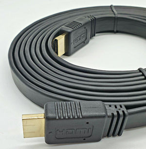 Hdmi Cable 3Meter V1.4 Male/Male Flat