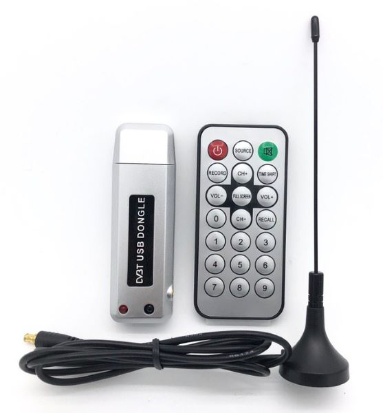 TV DVB-T Usb To Pc/Notebook (Not applicable for Singapore )