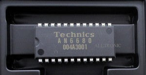 Audio Turntable IC AN6680 for Technics