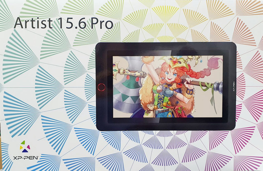 XP-Pen  Artist Display 15.6 Pro / 1Yr Warranty
