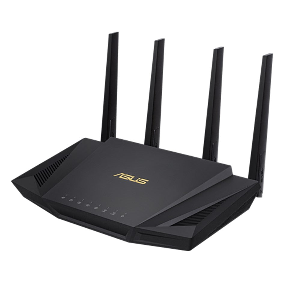 Asus AX3000 Dual Band Wifi 6 Router Model: RT-AX58U