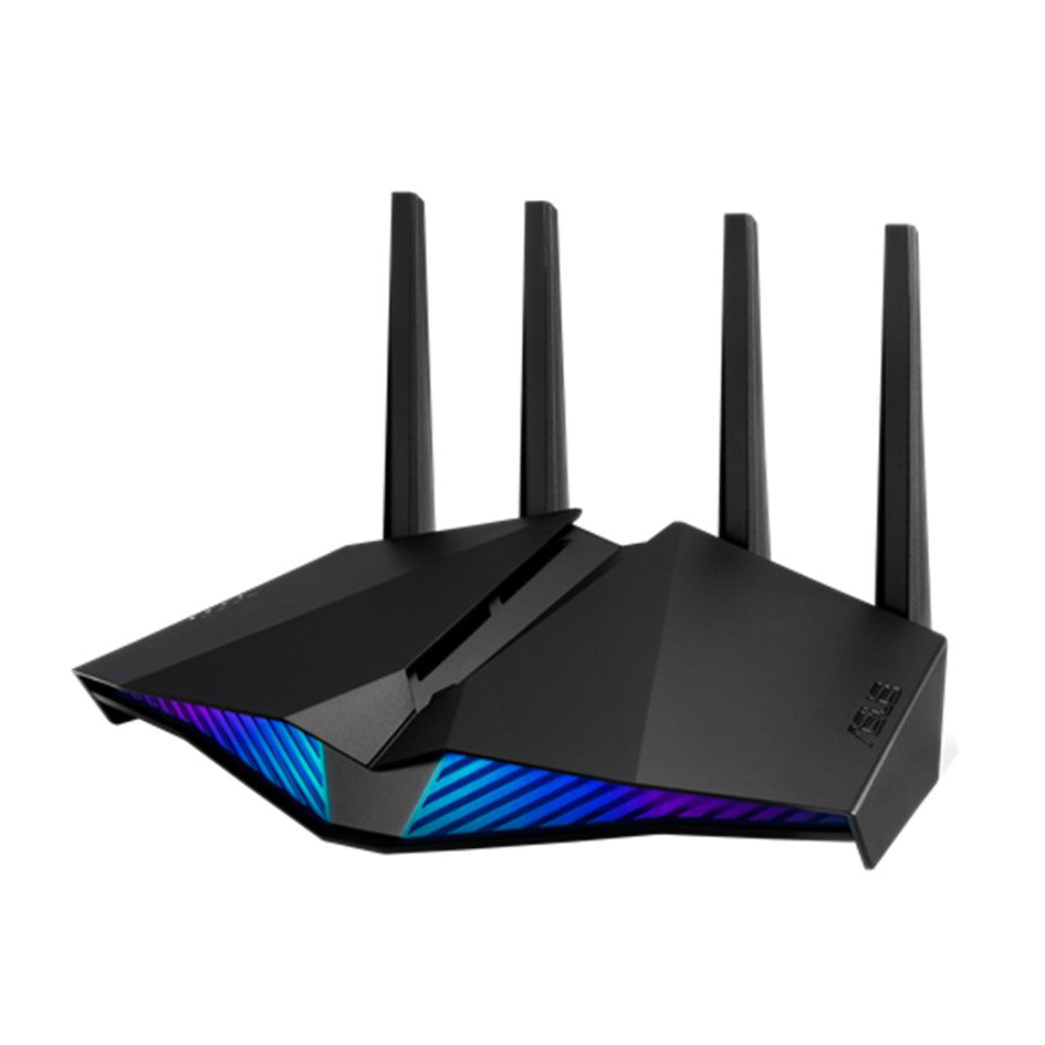 Asus AX5400 Dual Band Wifi 6 Gaming Router Model: RT-AX82U ( MARCH PROMO: with FREE Back Pack)