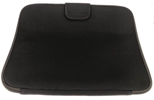"17"" Notebook / Laptop Bag With Zip And Velcro Black"