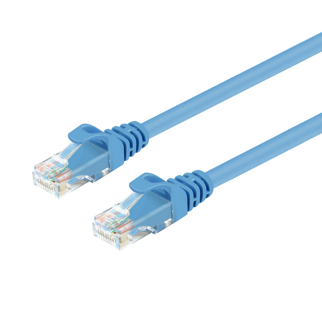 CAT 6 UTP RJ45 Ethernet Cable 1m Unitek Y-C809ABL (24AWG)