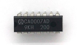 Audio Amplifier IC CA0007AD Dip14 Pioneer Appl: Projection Tv Sony