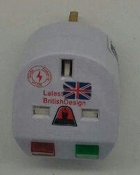 UK Power Plug with switch Ck288