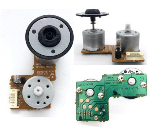 Audio CD Motor Spindle + MCB Assy 1AD4B10B73000 / CMKM-81X Sanyo