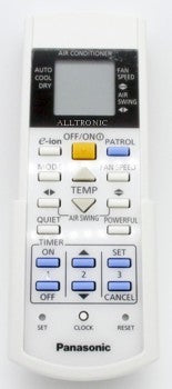 Genuine Air Con Remote Control  A75C3155 Panasonic AC