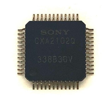 Video Delflection IC CXA2102Q QFP48 Sony