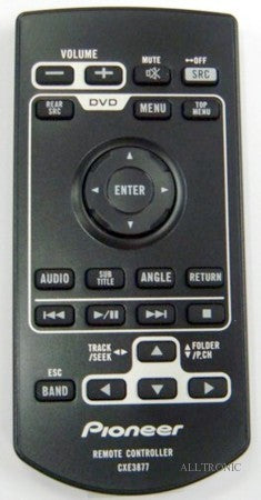 Car Audio Original Remote Control CXE3877 Pioneer