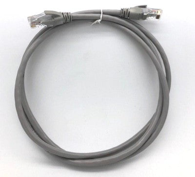 Network / Lan Cable Cat6e 1.5m (Grey)