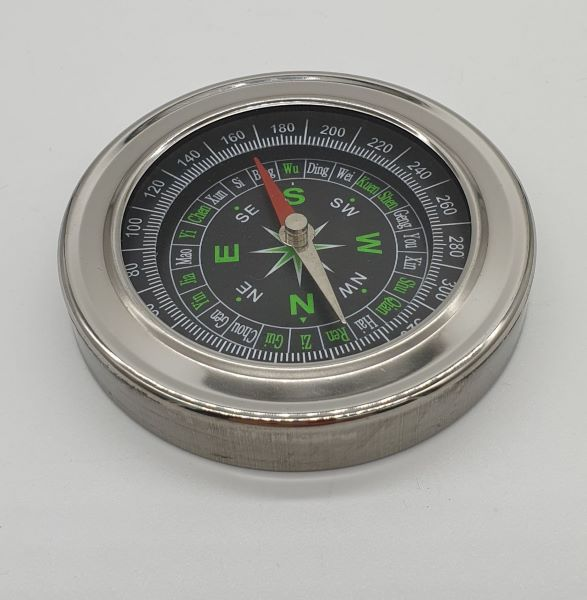 Compass LP 75mm Metal Case
