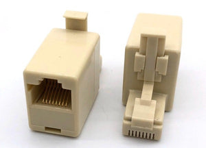 Connector RJ45 Male/Female (M/F)