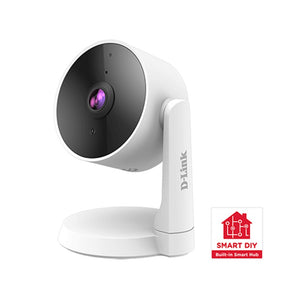 D-LINK DCS-8330LH 2MP Full HD Smart Wi-Fi Camera 151° Wide Angle