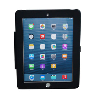 Wall Mount Tablet Holder for Ipad 9.7 / Ipad 5 to 6 Gen with Keylock (25008B)
