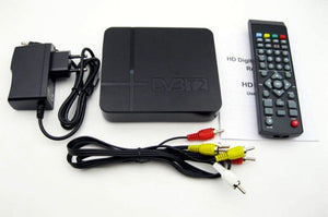 Digital TV Receiver TV DVB-T2 K2 (High Defination) TV Box