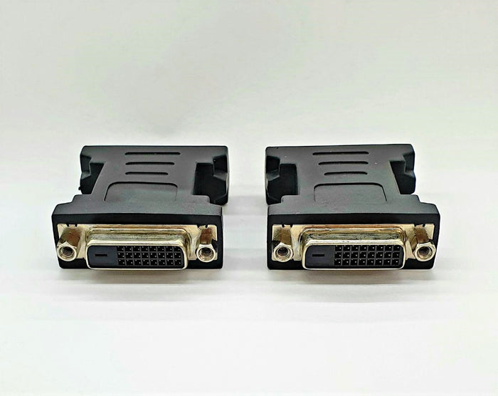Dvi-Female To Female 24+1 Adaptor Dd15