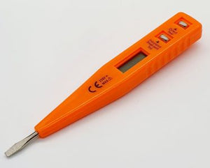 Test Pen With Digital Display Voltage Test Ac/Dc Max 250V