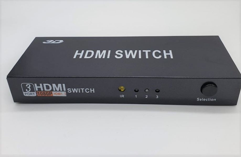 HDMI Switch 3 In1 Out (EKL)