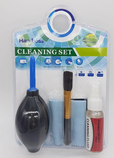 LCD/LED Monitor Screen Cleaning Kit Solution FHHB020