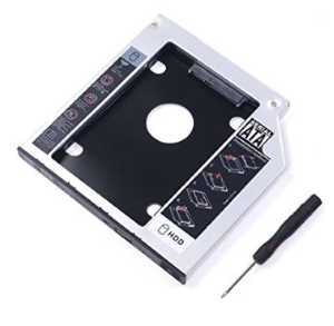 Hdd Caddy For Notebook (Hdd Thickness 9.5Mm)