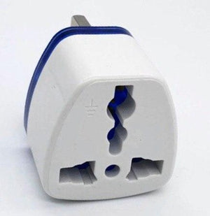 Multi Universal Travel  Adaptor 3Pin (Uk) HL7 (Blue)