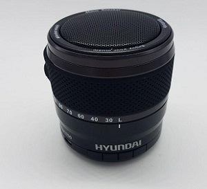 Hyundai I700 Pro Bluetooth V3.0 Speaker Black