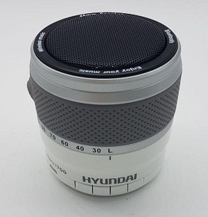 Hyundai I700 Pro Bluetooth V3.0 Speaker White