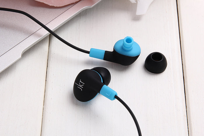 JKR 303A Bluetooth In-Ear Headset Blue