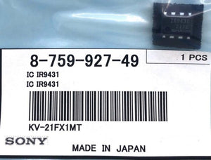 TV Regulating IC IR9431 Dip8 Sharp