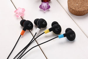 Jkr 303A Bluetooth In-Ear Headset Yellow