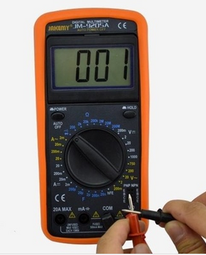 Jakemy Digital Multimeter (JM-9205)