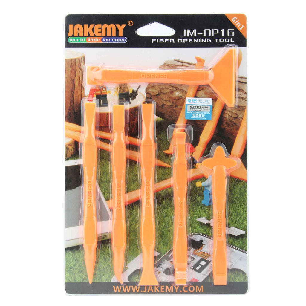 Jakemy Jmop16 Opening Tools Set 6In1