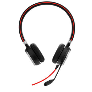 Jabra Evolve 40 UC Stereo HD Audio (USB-A / Unified Communication) P/N: 6399-829-209