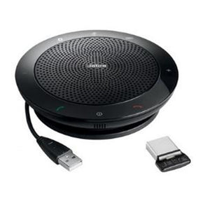 Jabra Speak 510 + UC with  Link 370  Wireless Bluetooth Conference Speakerphone/ 2Yrs Warranty