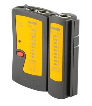Jakemy Network / Telephone Cable Tester Jm-468Al