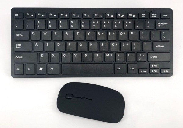 2.4G Wireless Mini Keyboard with Mouse Combo K04