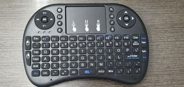Keyboard Mini I8 Bluetooth Black