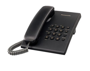 Panasonic Phone Kx-Ts500Mxb Black
