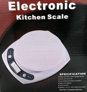 Electronic Kitchen Scale 7KG/1G for Precision Weighing