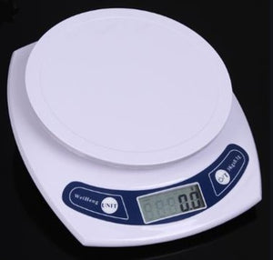 Electronic Kitchen Scale 3KG/0.1G for Precision Weighing