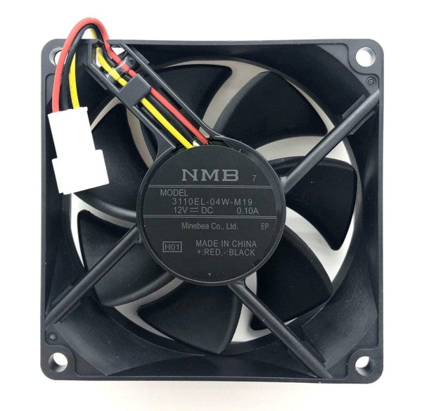 LED TV Cooling Fan 0.96W DC12V  (80x80x25mm) L6FAYYYH0094 Panasonic