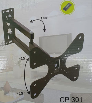 LCD/LED TV / Monitor Arm Mount CP301 14-37""