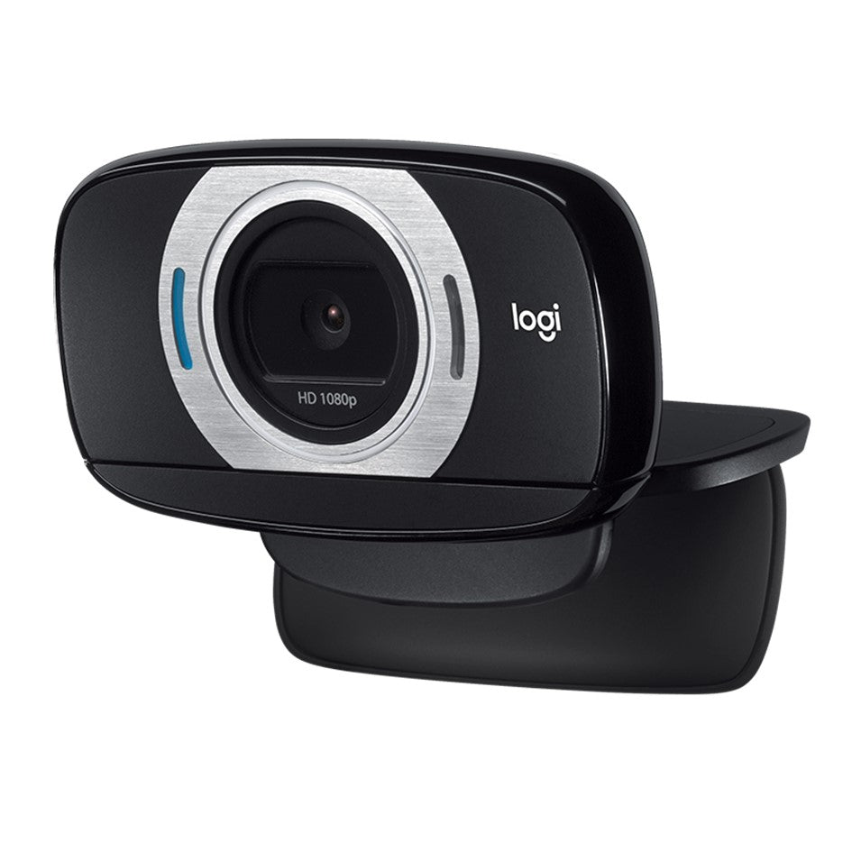 Logitech C615 Portable HD 1080p video calling with autofocus
