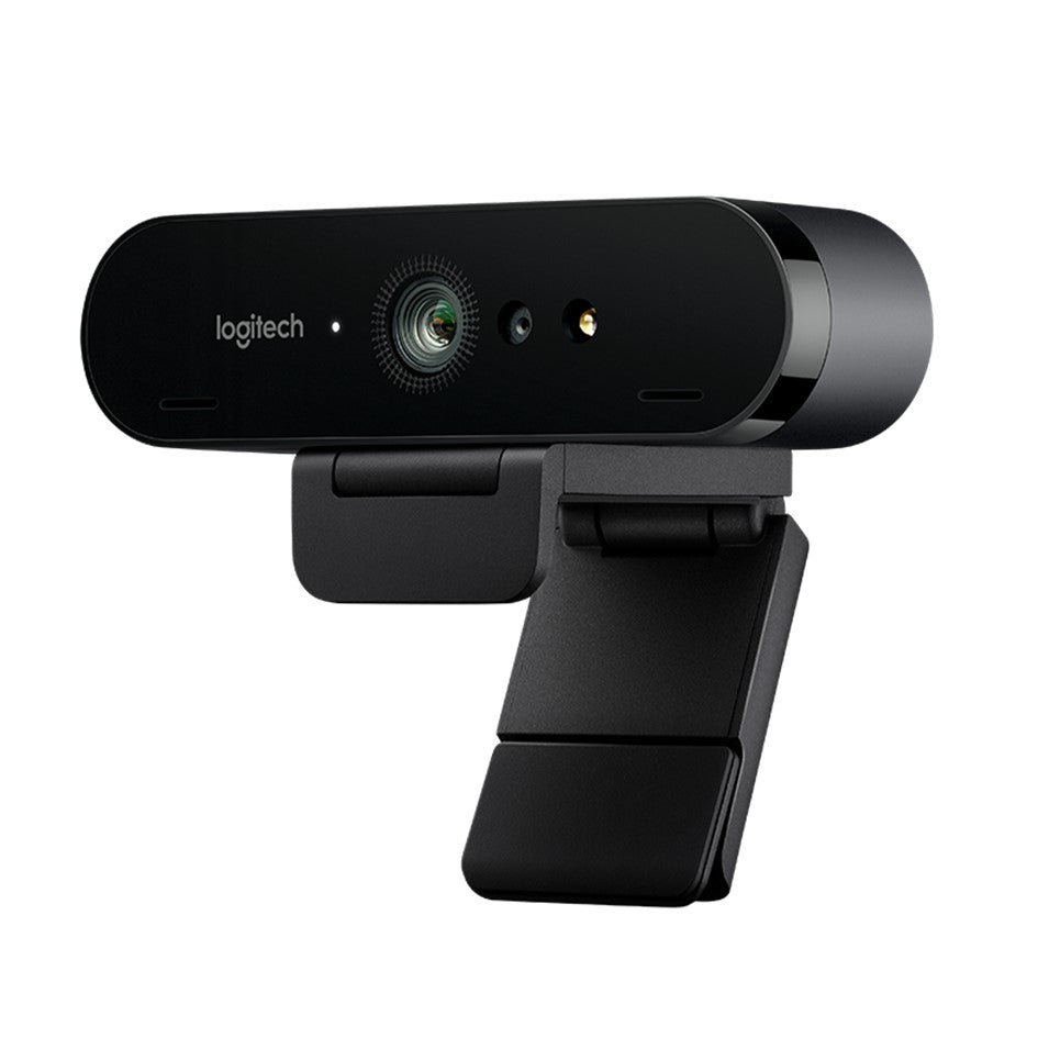 Logitech Brio Ultra HD Pro Webcam 4K Webcam with HDR and Windows Hello Support -Call to order