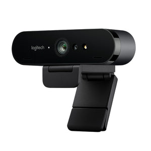Logitech Brio Ultra HD Pro Webcam 4K Webcam with HDR and Windows Hello Support