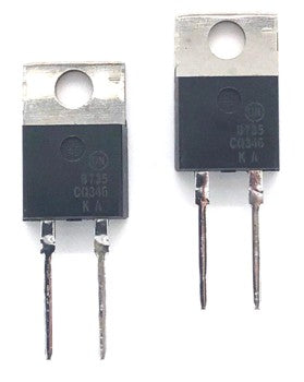 Schottky Power Rectifier MBR735 /B735 TO-220AC On semi